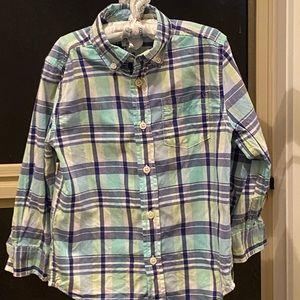 Boys shirt size 4